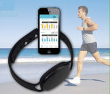 Walking를 위한 방수 Silicone Fitness Step Tracker High Quality Pedometers
