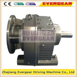 Caixa de engrenagens helicoidal montada pé dos misturadores de cimento da série de Evergear R