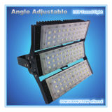 Winkel Tunnable 100W LED Tunnel-Licht für Outdooring Licht (50With100With150W angeboten)