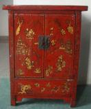 Chinesische Antike gemalter Schrank Lwb811