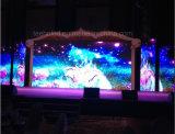 Alta calidad P4.81 RGB de interior que hace publicidad de la pantalla de visualización de LED