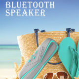 Altavoz impermeable al aire libre de Bluetooth (ID6019)