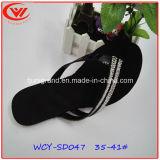 Тапочка PVC женщин Flops Flip ЕВА способа верхнего качества прочная