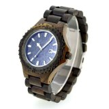 OEM Pure Natural Wooden Watch Professional Fabricante