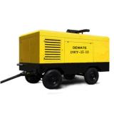 compresor de aire diesel portable 12m3/Min para el Ce CCC de la plataforma de perforación
