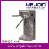 Torniquete del trípode, torniquete, torniquete automático, lector de tarjetas de RFID (WJTS122)