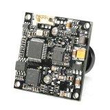 Appareil-photo NTSC pal du degré 2.6mm Fpv du CCD 148 d'Eachine 800tvl 1/3 de qualité