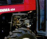 おおいが付いているセリウムの庭のトラクターとのJinma-504