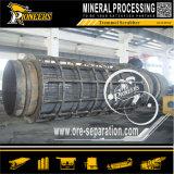 Kleiner beweglicher Goldförderung-Sand-waschender Trommel-Wäscher (Dieselenergie)