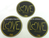 Child Products Dedicated (OW-645)のための木製のLovely Kids Hang Tags