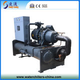Fabricante refrigerado por agua industrial del refrigerador del tornillo (LT-30DW)