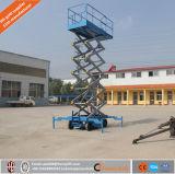 Levage hydraulique industriel de ciseaux de Marklift