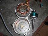 Ventilatore di scarico del metallo/motore di rame di ventilazione di Fan/100%