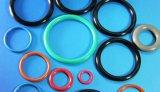 Резина разделяет колцеобразное уплотнение различного цвета