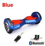 Uno mismo elegante de la fábrica 8 del OEM de Smartek de ' que balancea el patín Segboard de Patinete Electrico Hoverboard de la vespa dos ruedas nosotros gota común que expide S-004 disponible