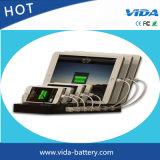 유행 휴대용 다기능 7개의 포트 USB 충전기