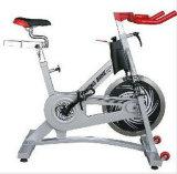 Gimnasio Gym Equipment Equipo profesional de bicicleta de spinning con Nuevo Diseño