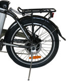Bicyclette électrique du vélo 25km/H de système l'Europe de PAS de frein à disque d'E-Bicyclette adulte électrique normale d'E-Vélo (TDN10Z)