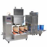 2016 recentemente macchine di rifornimento liquide automatiche di riempimento delle due teste per vernice, il rivestimento e l'emulsione