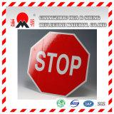 Recouvrement r3fléchissant de pente de forte intensité acrylique pour le signe d'abattage (TM1800)