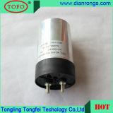 C.C.-Link Capacitor Circle Aluminum Caso para Solar Power