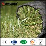 競争価格の装飾的な緑の人工的な総合的な泥炭の衝撃のパッド
