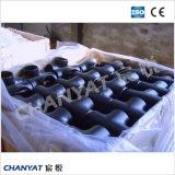 Тройник стали углерода Bw-Штуцера A234 (WPA, WPB, WPC) ASTM безшовный