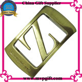 Metallo Belt Buckle con 3D Logo