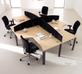 Steel Leg (SZ-WST639)の特別なDesign Panel Structure Office Partition