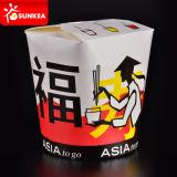 Chinesische Nudel-verpackende Papierkästen
