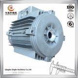 As peças de metal Zl104 do OEM China de alumínio morrem a carcaça com chapeamento do zinco