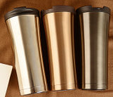 Thermos de la taza del vacío del acero inoxidable 450ml