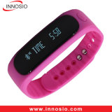 EignungE02 wristband-Silikon/Silikon Bluetooth Smartband Uhr-intelligentes Band
