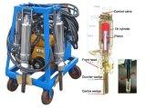 C12 유압 구체적인 쪼개는 도구를 사용해 안전하고 그리고 쉽다