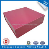 Foldable de papier Packaging Box avec Sticker Inside