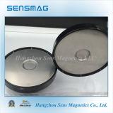 Leistungsfähiger magnetischer Montage-Ferrit-Magnet mit neuem Entwurf Rb-80