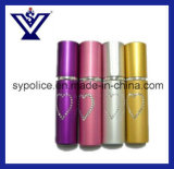 Marcado Auto-Defesa Keychain Pepper Spray com líquido azul (SYRD-3B)