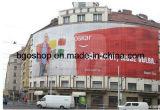 Maille en plastique de drapeau d'étalage de drapeau de maille de PVC (500X1000 18X12 370g)