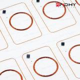F08チップRFIDは別のレイアウトが付いている象眼細工を乾燥する