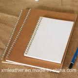 Diario del cuaderno del lazo del anillo del metal para la venta al por mayor