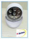 센서 Powerful High Quality 7LED Wall Light
