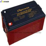 батарея 12V 300ah загерметизированная высокой эффективностью VRLA с временем длинной жизни