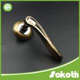 Тип ручка двери Skt-L010 изготовления Sokoth классицистический красотки кофеего