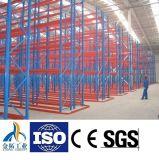 Cremalheira resistente seletiva da pálete do armazém para o armazenamento da indústria