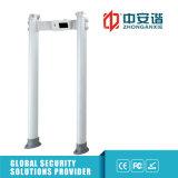 Cancello ovale del metal detector di sensibilità dei 255 livelli con il coperchio impermeabile