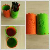 Sacchetti della matita del feltro con la chiusura lampo per i bambini