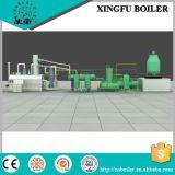 Plastik zur Brennölaufbereitenmaschine für Verkauf