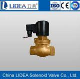 Válvula de aire del control del solenoide de la manera del latón 2