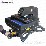 t-셔츠, 단화, 찻잔, 기계장치를 인쇄하는 전화 상자를 위한 압축 공기를 넣은 다기능 열 압박 St 420