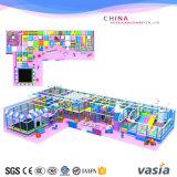Süßigkeit-Thema verwendeter Handelsspielplatz Innen für Kind-Spiel